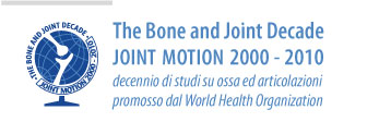 Banner Bone and joint Decade